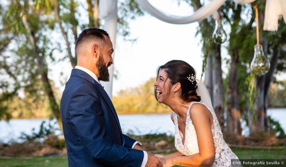 La boda de Manuel y Maria del Mar en Coria Del Rio, Sevilla