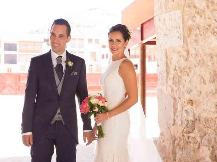 La boda de Patricia y Ruben