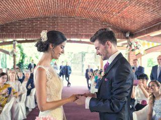 La boda de Bea y Fer