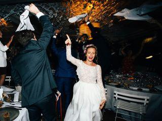 La boda de Anne-Sophie y Guillaume