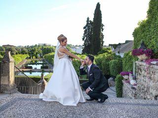 La boda de Elisabeth y Melod