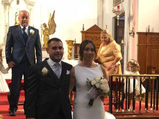 La boda de Sarai  y Alvaro