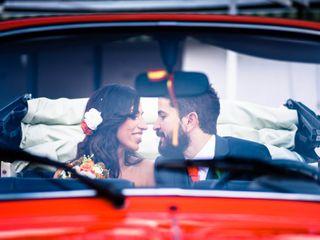 La boda de Itziar y Davo