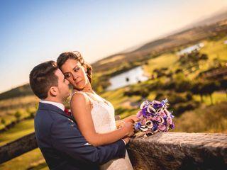 La boda de Vanesa y Raúl