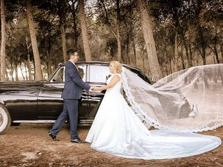 La boda de Elena y David 1