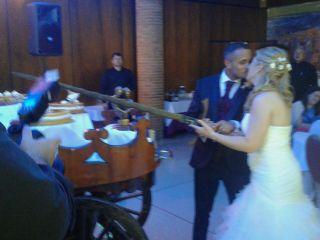 La boda de Marta  y Jochi 1