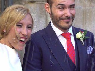 La boda de Katia y Álex