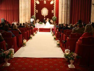 La boda de Luz y Sergio 1
