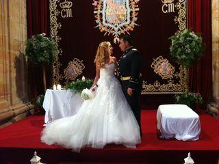 La boda de Luz y Sergio