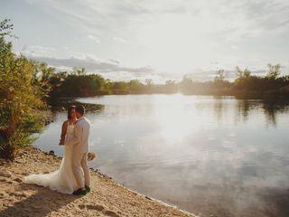 La boda de Jamila y David 1