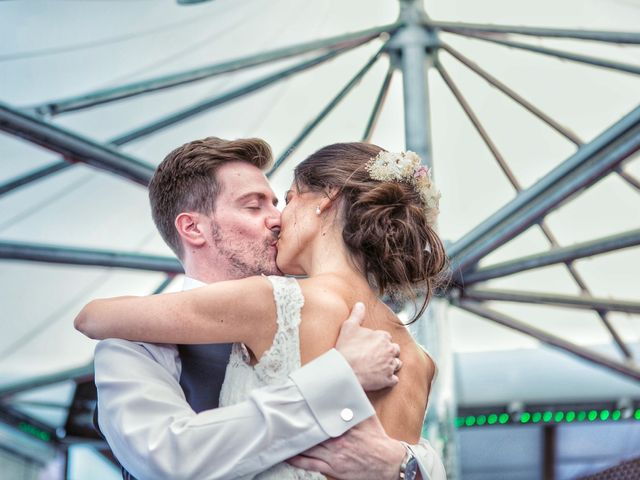 La boda de Fer y Bea en Madrid, Madrid 25
