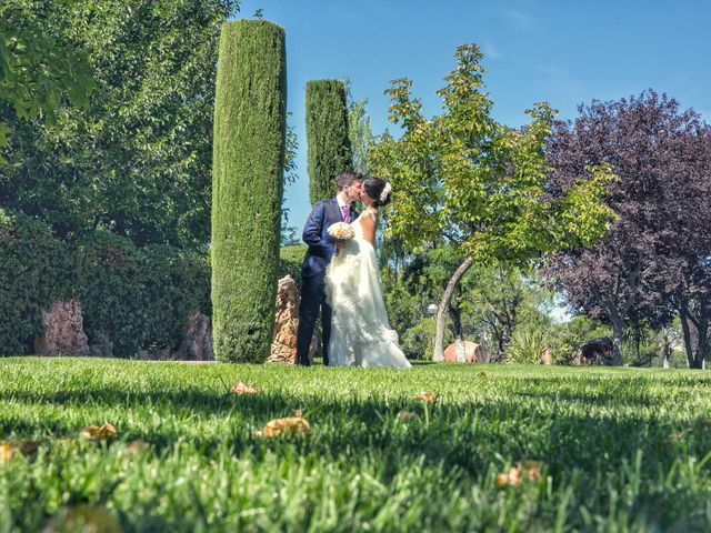 La boda de Fer y Bea en Madrid, Madrid 9