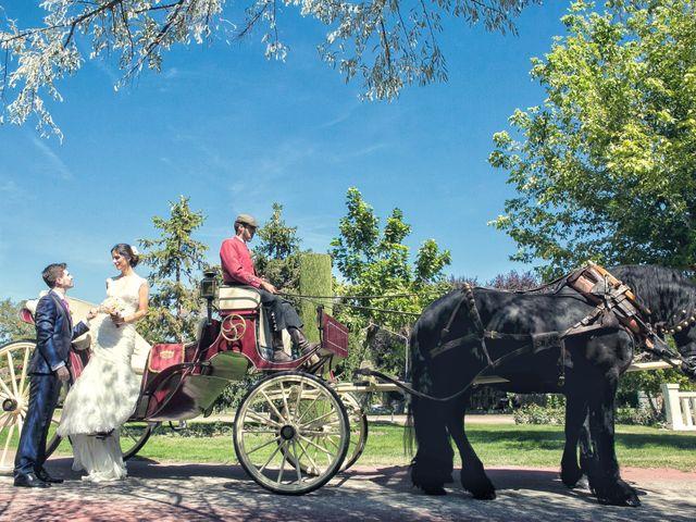 La boda de Fer y Bea en Madrid, Madrid 10