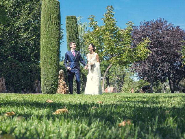 La boda de Fer y Bea en Madrid, Madrid 15