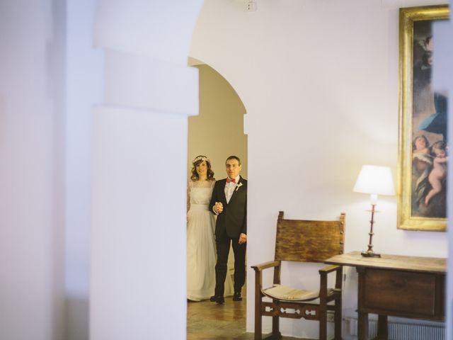 La boda de Iván y Cristina en Almagro, Ciudad Real 45