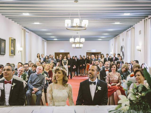 La boda de Iván y Cristina en Almagro, Ciudad Real 50