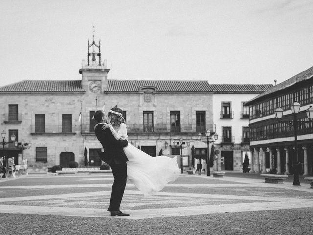 La boda de Iván y Cristina en Almagro, Ciudad Real 61
