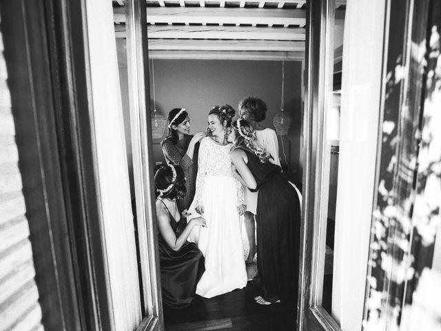 La boda de Guillaume y Anne-Sophie en Pontos, Girona 12