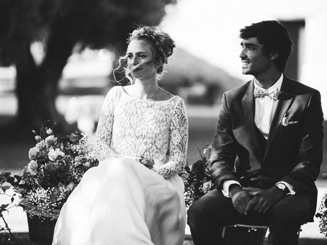 La boda de Guillaume y Anne-Sophie en Pontos, Girona 20