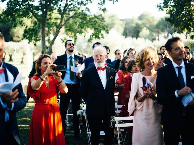 La boda de Guillaume y Anne-Sophie en Pontos, Girona 22