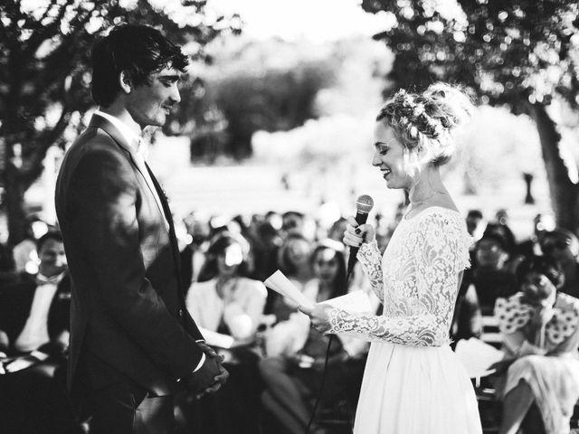 La boda de Guillaume y Anne-Sophie en Pontos, Girona 23