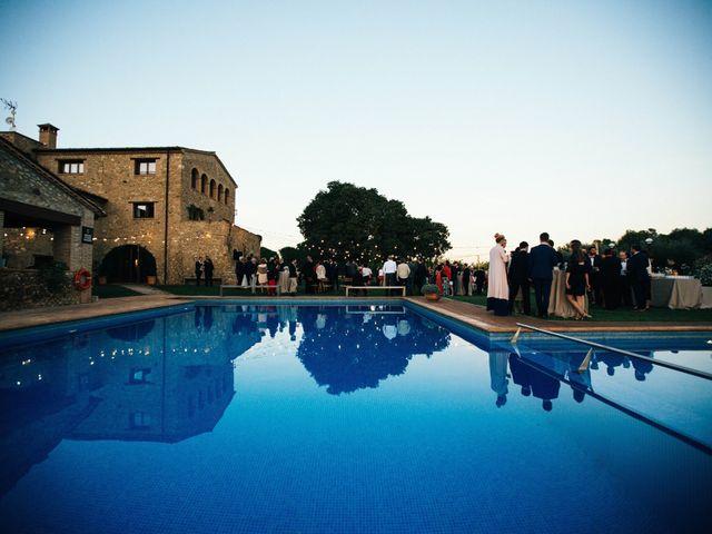 La boda de Guillaume y Anne-Sophie en Pontos, Girona 29