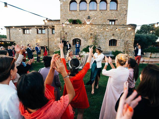 La boda de Guillaume y Anne-Sophie en Pontos, Girona 30