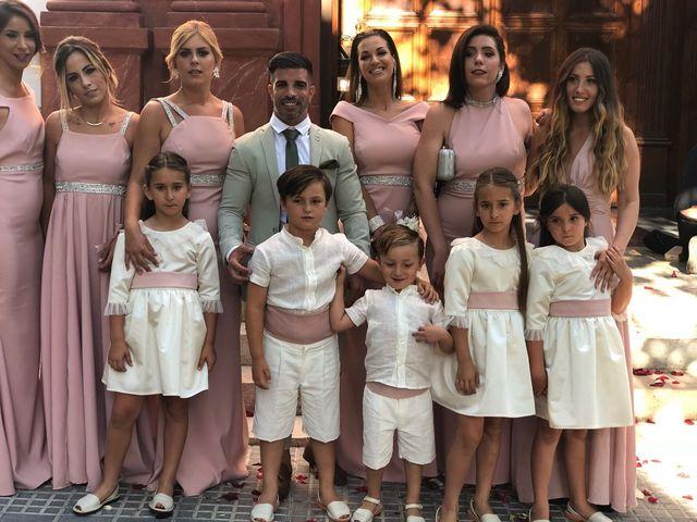 La boda de Alvaro y Sarai  en Málaga, Málaga 8