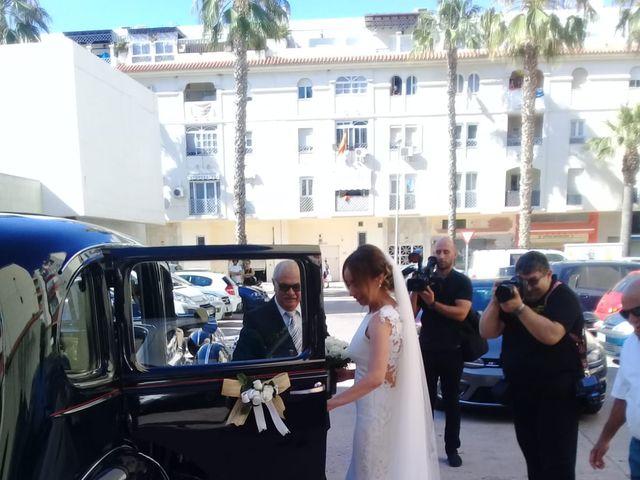 La boda de Alvaro y Sarai  en Málaga, Málaga 10