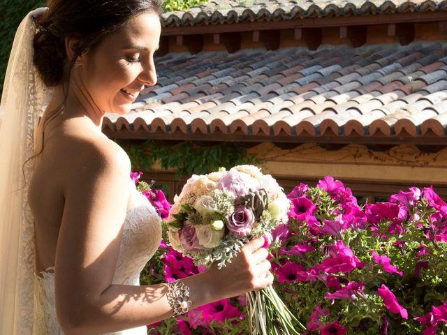La boda de Sergio y Sandra en Torremocha Del Jarama, Madrid 7