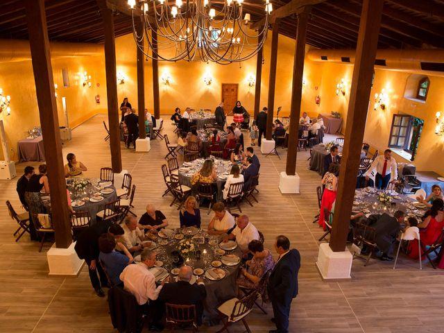 La boda de Sergio y Sandra en Torremocha Del Jarama, Madrid 9