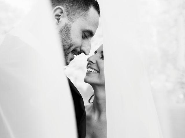 La boda de Sergio y Sandra en Torremocha Del Jarama, Madrid 2