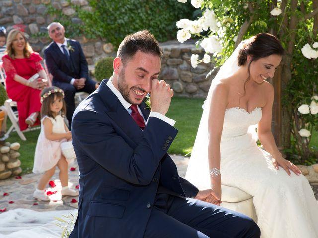 La boda de Sergio y Sandra en Torremocha Del Jarama, Madrid 11
