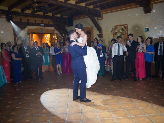 La boda de Sergio y Sandra en Torremocha Del Jarama, Madrid 13