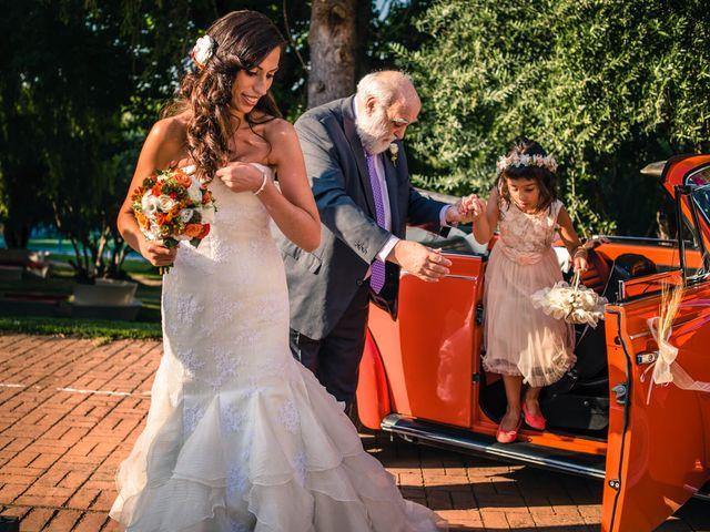 La boda de Davo y Itziar en Guadalajara, Guadalajara 18