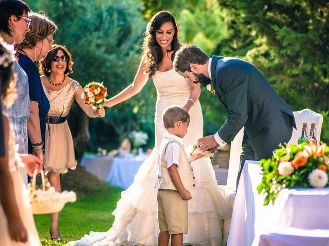 La boda de Davo y Itziar en Guadalajara, Guadalajara 1