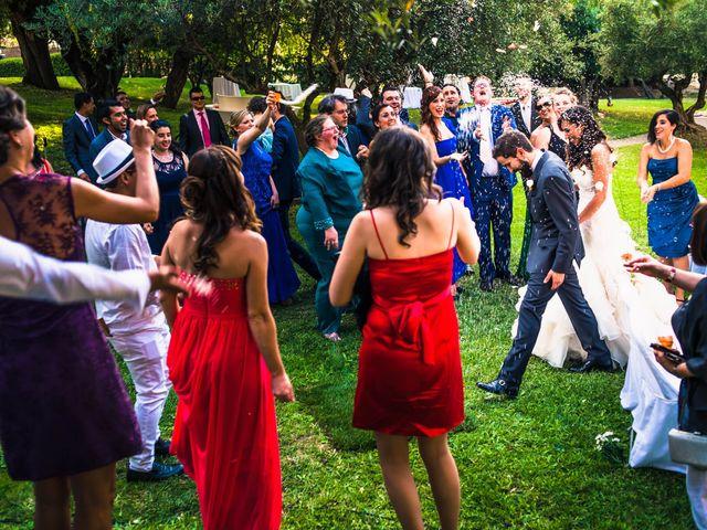 La boda de Davo y Itziar en Guadalajara, Guadalajara 24