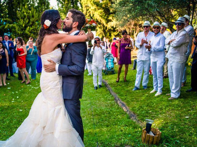 La boda de Davo y Itziar en Guadalajara, Guadalajara 25