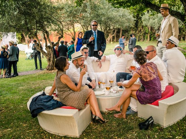 La boda de Davo y Itziar en Guadalajara, Guadalajara 28