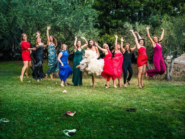La boda de Davo y Itziar en Guadalajara, Guadalajara 31