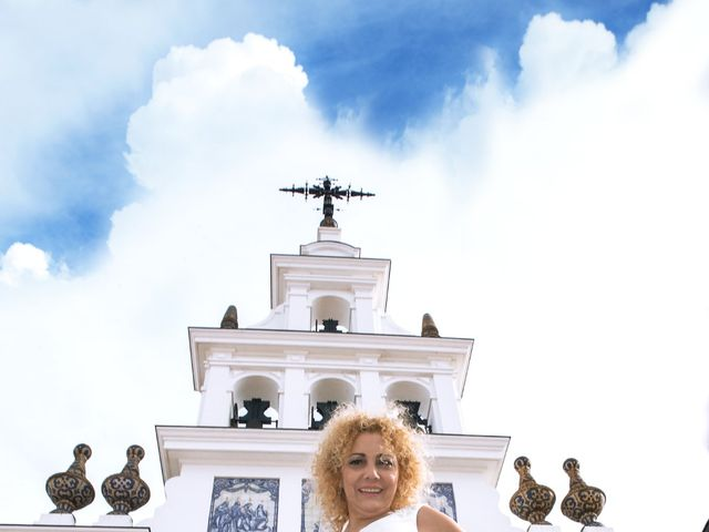 La boda de Joaquin y Lourdes en El Rocio, Huelva 15