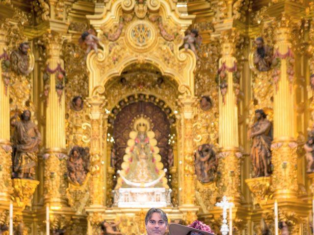 La boda de Joaquin y Lourdes en El Rocio, Huelva 17