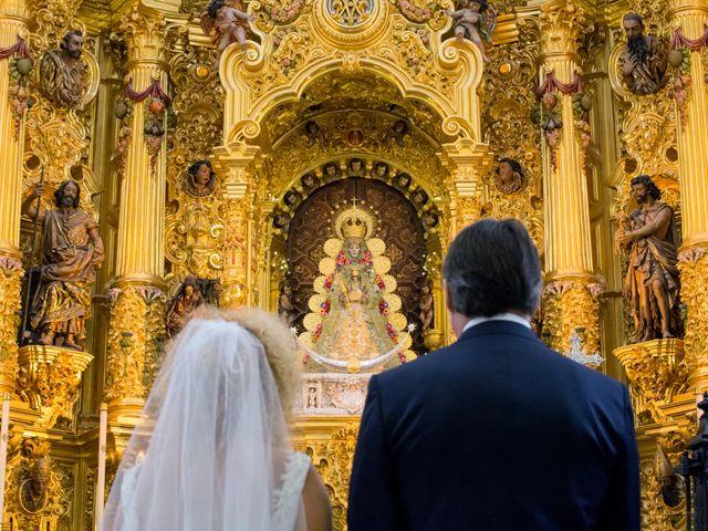 La boda de Joaquin y Lourdes en El Rocio, Huelva 19