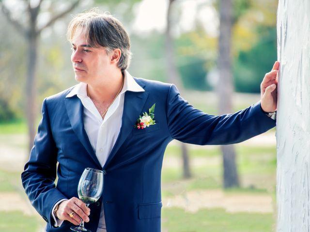 La boda de Joaquin y Lourdes en El Rocio, Huelva 25