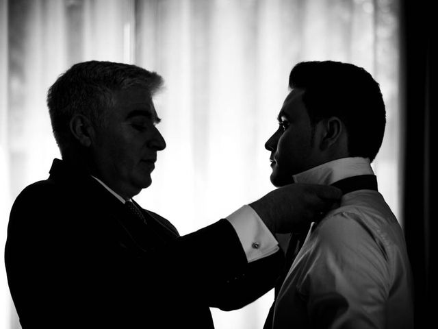 La boda de Raúl y Vanesa en Algete, Madrid 10