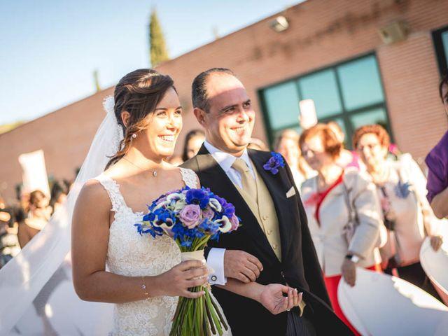 La boda de Raúl y Vanesa en Algete, Madrid 35