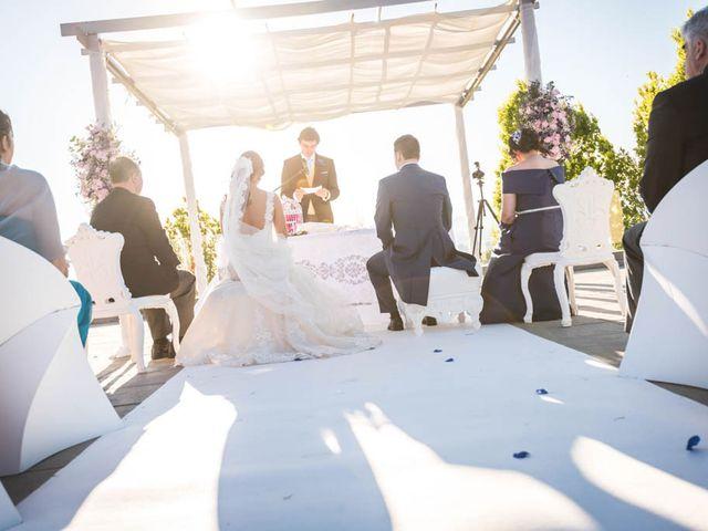La boda de Raúl y Vanesa en Algete, Madrid 36