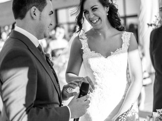 La boda de Raúl y Vanesa en Algete, Madrid 39