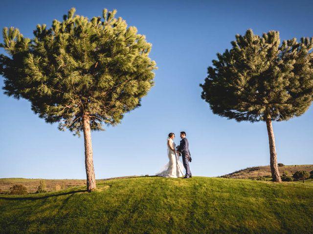 La boda de Raúl y Vanesa en Algete, Madrid 42