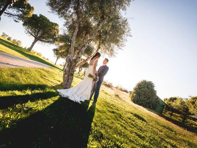 La boda de Raúl y Vanesa en Algete, Madrid 43